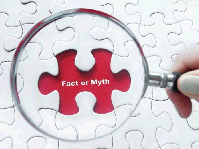 common myths about yeast infections
