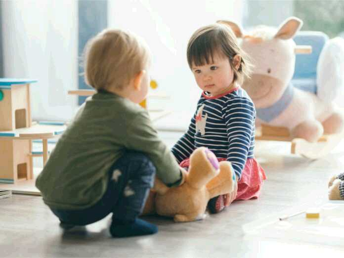 yeast infections in toddlers