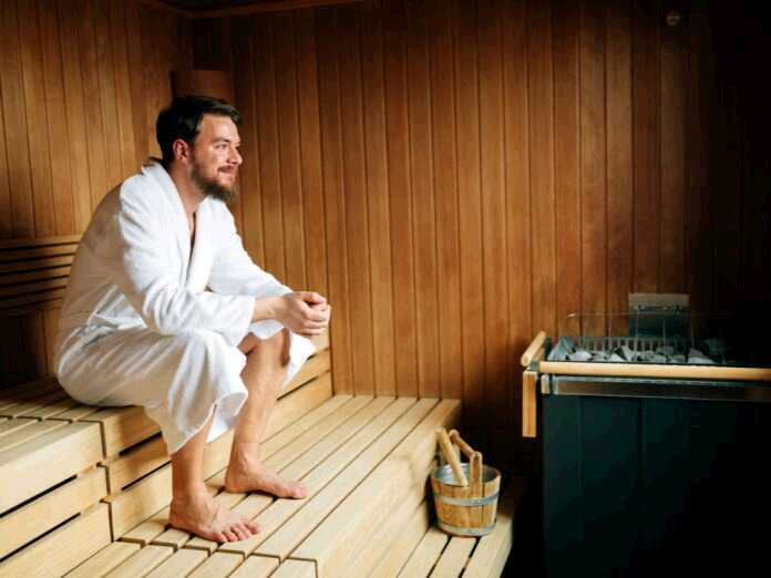 saunas help fungal infections