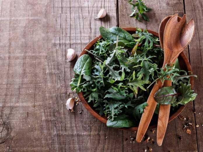 Potent antifungal foods