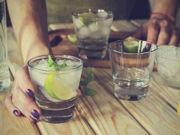 alcohol can make you more prone to fungal infections